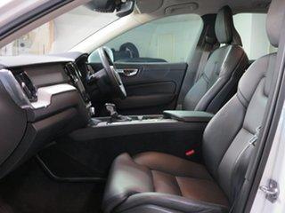 2019 Volvo XC60 UZ MY20 D4 AWD Inscription White 8 Speed Sports Automatic Wagon
