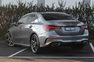 2019 Mercedes-Benz A-Class V177 800MY A200 DCT Mountain Grey 7 Speed Sports Automatic Dual Clutch.