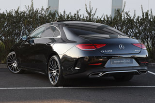 2020 Mercedes-Benz CLS-Class C257 800+050MY CLS450 Coupe 9G-Tronic PLUS 4MATIC Obsidian Black.