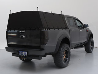 2018 Ford Ranger PX MkIII MY19 XLS 3.2 (4x4) Grey 6 Speed Automatic Double Cab Pick Up