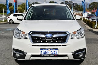2017 Subaru Forester S4 MY17 2.5i-L CVT AWD Crystal White 6 Speed Constant Variable Wagon