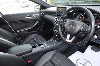 2016 Mercedes-Benz A-Class W176 806MY A200 DCT Polar Silver 7 Speed Sports Automatic Dual Clutch.
