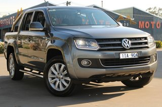 2016 Volkswagen Amarok 2H MY16 TDI420 Highline CS (4x4) 8 Speed Automatic Dual Cab Utility.