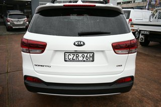 2015 Kia Sorento UM SLi (4x4) White 6 Speed Automatic Wagon