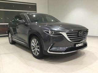 2018 Mazda CX-9 TC Azami SKYACTIV-Drive Machine Grey 6 Speed Sports Automatic Wagon.