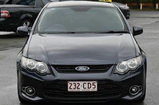 2012 Ford Falcon FG MK2 XR6T Grey 6 Speed Auto Seq Sportshift Sedan.