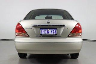 2004 Nissan Pulsar N16 MY04 ST Gold 4 Speed Automatic Sedan