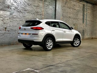 2018 Hyundai Tucson TL3 MY19 Active X 2WD White 6 Speed Automatic Wagon