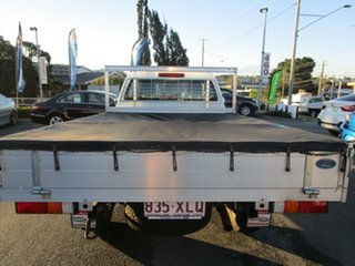 2012 Isuzu D-MAX MY12 SX White 5 Speed Sports Automatic Cab Chassis