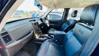 2012 Jeep Cherokee KK MY12 Limited Blue 4 Speed Automatic Wagon