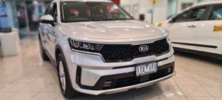 2020 Kia Sorento MQ4 MY21 S AWD Silky Silver 8 Speed Sports Automatic Dual Clutch Wagon.