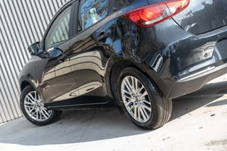 2021 Mazda 2 DJ2HAA G15 SKYACTIV-Drive GT Jet Black 6 Speed Sports Automatic Hatchback.