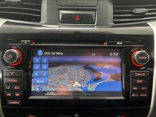 2016 Nissan Navara D23 S2 SL Polar White 6 Speed Manual Utility