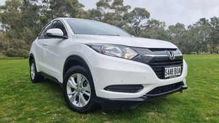 2018 Honda HR-V MY17 VTi Taffeta White 1 Speed Constant Variable Hatchback.