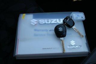 2011 Suzuki Alto GF GLX White 4 Speed Automatic Hatchback