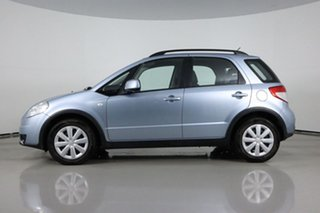 2012 Suzuki SX4 GY MY11 AWD Oyster Blue Continuous Variable Hatchback