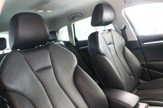 2014 Audi A3 8V Ambition Sportback S Tronic Glacier White 7 Speed Sports Automatic Dual Clutch