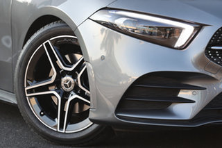 2019 Mercedes-Benz A-Class V177 800MY A200 DCT Mountain Grey 7 Speed Sports Automatic Dual Clutch