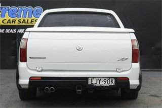 2003 Holden Crewman VY II SS White 4 Speed Automatic Utility