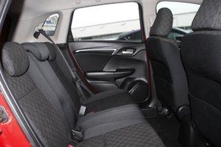 2015 Honda Jazz GF MY15 VTi Rally Red 1 Speed Constant Variable Hatchback