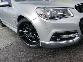 2015 Holden Ute VF MY15 SV6 Ute Storm Nitrate 6 Speed Sports Automatic Utility.