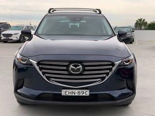 2020 Mazda CX-9 TC Touring SKYACTIV-Drive Blue 6 Speed Sports Automatic Wagon
