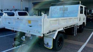 2008 Isuzu NPR300 NPR 300 Diesel Tipper White Truck.