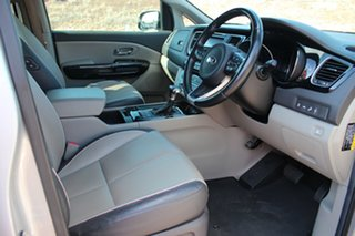 2017 Kia Carnival YP MY17 Platinum Premium Silver 6 Speed Sports Automatic Wagon