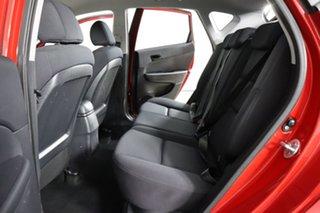 2012 Hyundai i30 FD MY12 Trophy Red 4 Speed Automatic Hatchback