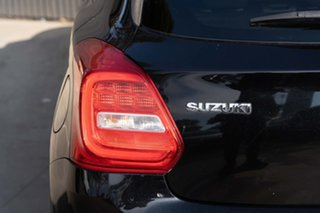 2017 Suzuki Swift AZ GL Black 5 Speed Manual Hatchback