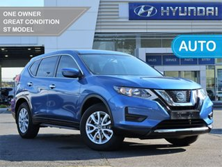 2017 Nissan X-Trail T32 ST X-tronic 2WD 7 Speed Constant Variable Wagon.
