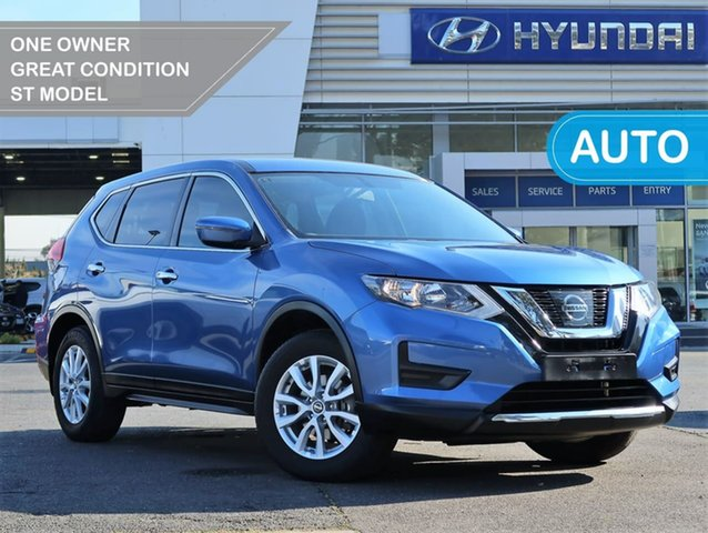 Used Nissan X-Trail T32 ST X-tronic 2WD South Melbourne, 2017 Nissan X-Trail T32 ST X-tronic 2WD 7 Speed Constant Variable Wagon