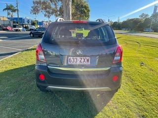 2011 Holden Captiva CG MY10 5 AWD Grey 5 Speed Sports Automatic Wagon