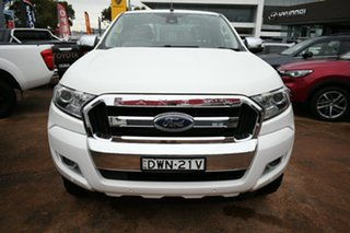 2018 Ford Ranger PX MkII MY18 XLT 3.2 (4x4) White 6 Speed Automatic Super Cab Utility
