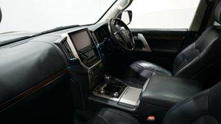 2018 Toyota Landcruiser VDJ200R Sahara Grey 6 Speed Sports Automatic Wagon