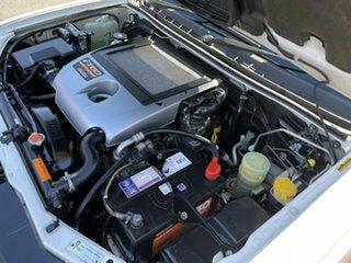 2009 Isuzu D-MAX SX White 5 Speed Manual Spacecab