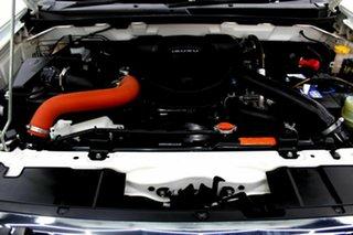 2017 Isuzu D-MAX TF MY17 LS-U HI-Ride (4x2) White 6 Speed Automatic Crew Cab Utility