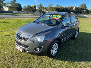 2011 Holden Captiva CG MY10 5 AWD Grey 5 Speed Sports Automatic Wagon.