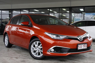 2017 Toyota Corolla ZRE182R Ascent Sport S-CVT Inferno 7 Speed Constant Variable Hatchback.