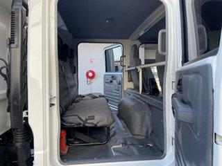 2008 Isuzu NPR300 NPR 300 Diesel Tipper White Truck