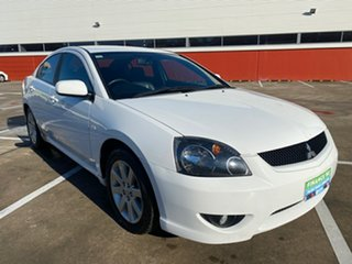 2007 Mitsubishi 380 DB Series II VR-X White 5 Speed Auto Sports Mode Sedan.
