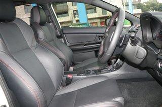 2019 Subaru WRX MY20 Premium (AWD) Crystal White Continuous Variable Sedan