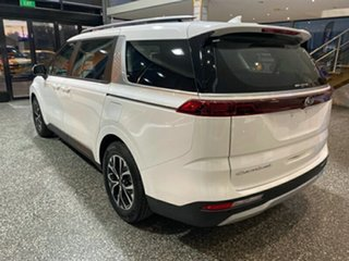 2021 Kia Carnival KA4 MY21 SI Snow White Pearl 8 Speed Semi Auto Wagon