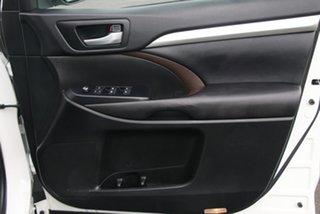 2017 Toyota Kluger GSU55R GXL (4x4) White 6 Speed Automatic Wagon