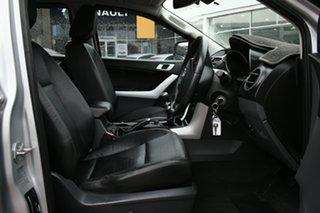 2013 Mazda BT-50 MY13 GT (4x4) Silver 6 Speed Manual Dual Cab Utility