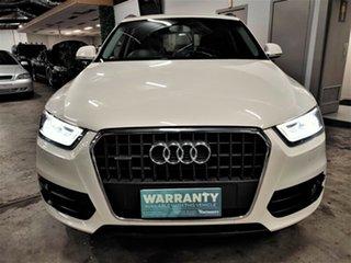 2013 Audi Q3 8U MY14 TDI S Tronic Quattro 7 Speed Sports Automatic Dual Clutch Wagon