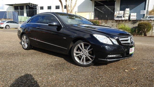 Used Mercedes-Benz E250 207 CDI Elegance Underwood, 2011 Mercedes-Benz E250 207 CDI Elegance Black 5 Speed Automatic Coupe