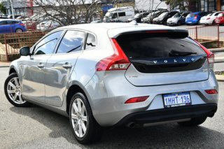 2017 Volvo V40 M Series MY17 T4 Adap Geartronic Inscription Silver 6 Speed Sports Automatic.