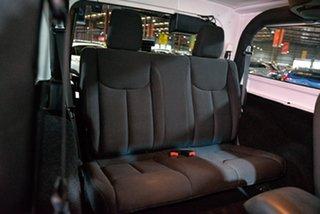 2014 Jeep Wrangler JK MY2014 Sport Black 5 Speed Automatic Softtop