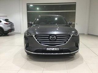 2018 Mazda CX-9 TC Azami SKYACTIV-Drive Machine Grey 6 Speed Sports Automatic Wagon